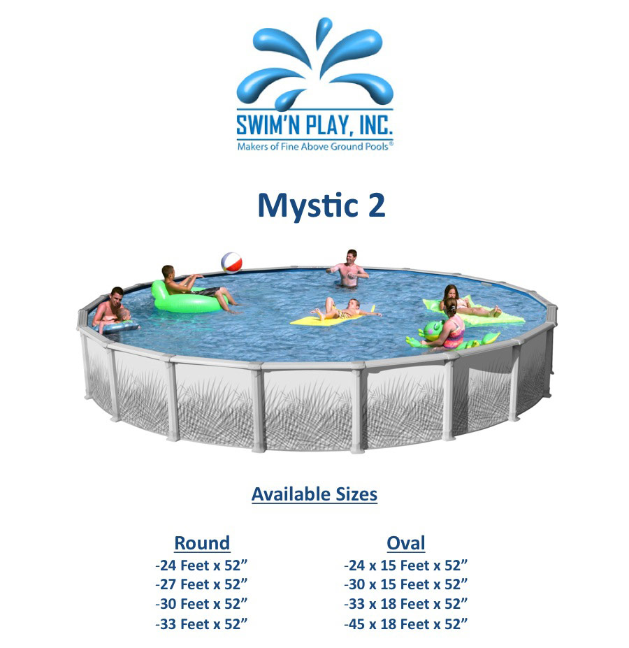 Mystic 2 pools spa pool outlet spas hot tubs pools in raleigh nc for Swimming pool supplies raleigh nc