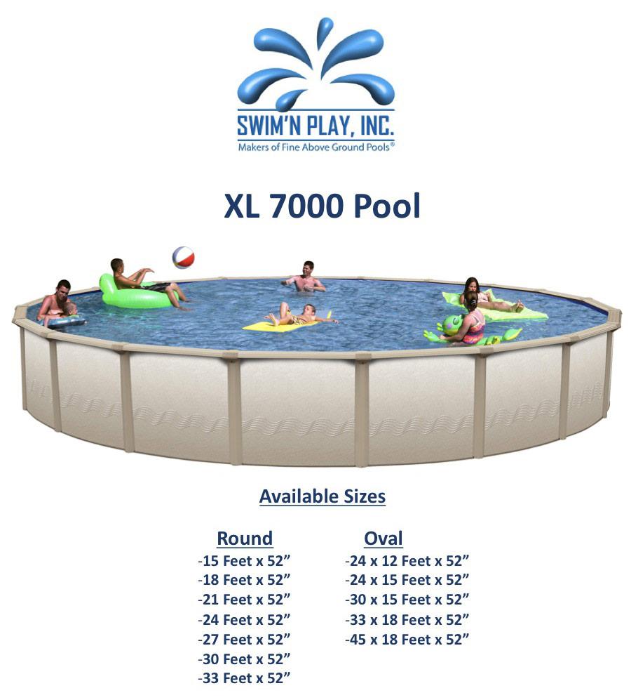 Xl 7000 Pool Spa Pool Outlet Spas Hot Tubs Pools In Raleigh Nc