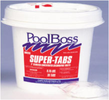 PoolBoss Super Tabs